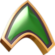Distinguished Combat Efficiency Pin